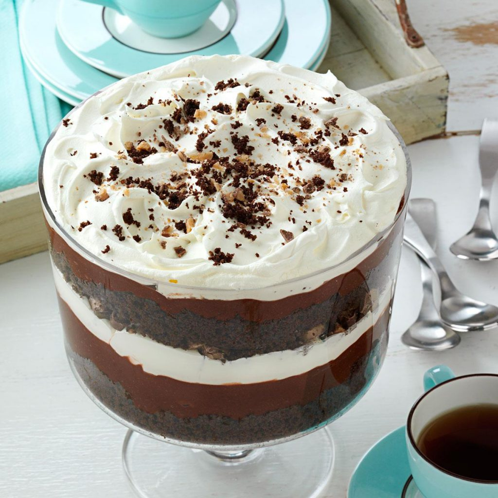 Top 5 Chocolate Recipes