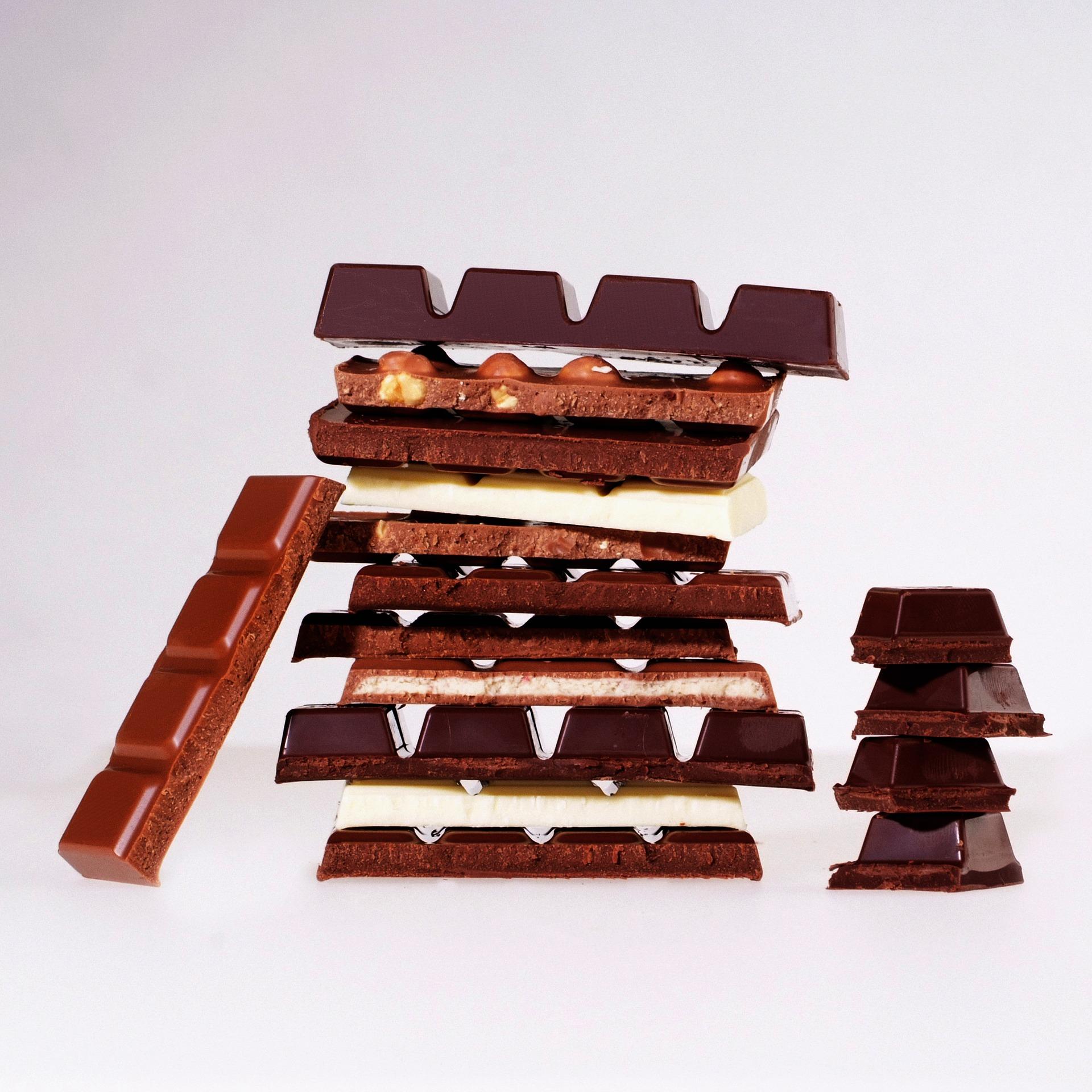 Benefits of Eating Chocolates